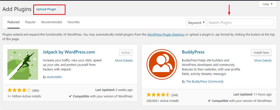 upload-plugin-wordpress-plugin