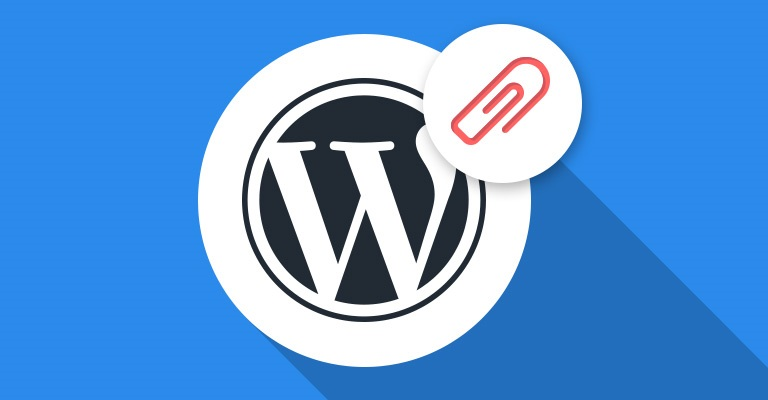 WordPress Media and Attachment Pages
