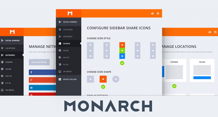 monarch plugin elegant themes