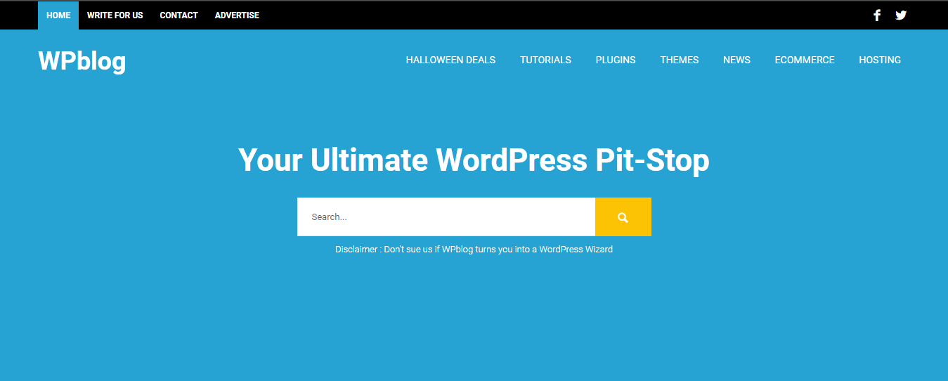 WordPress blogs to follow