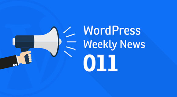 WordPress Weekly News 011: Mike Little, A Day WordPress Entrepreneurs and much more