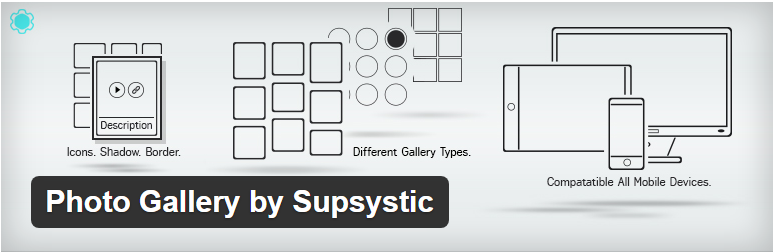 Photo Gallery by Supsystic plugin