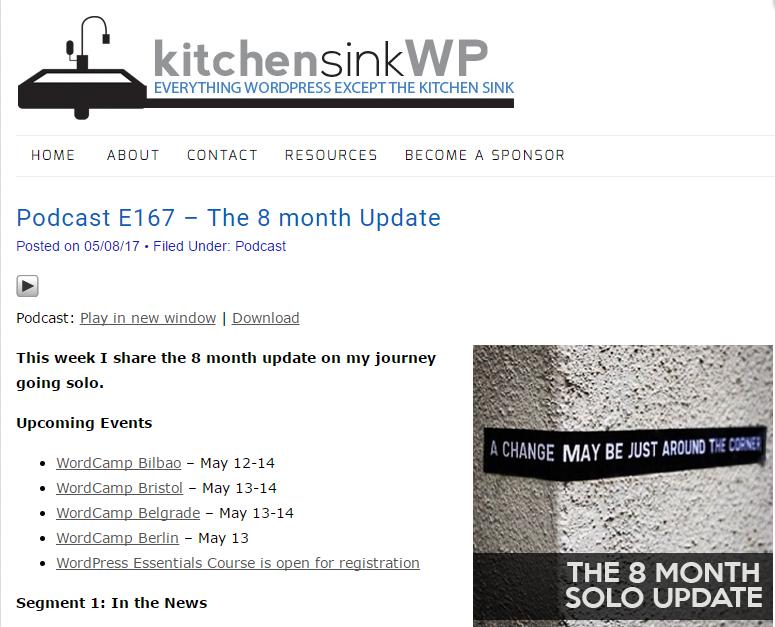 KitchenSinkWP