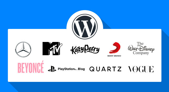 Popular 50+ Brands Using WordPress In 2017