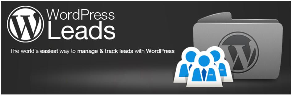 WordPress Leads WordPress Plugin