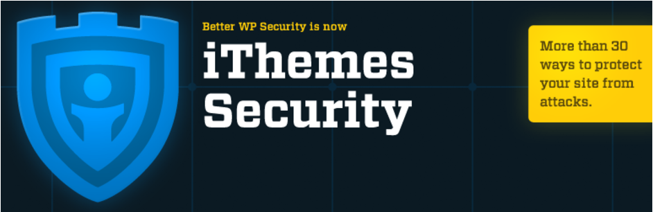 iThemes Security WordPress website security plugin