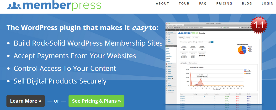 MemberPress – Membership Plugin