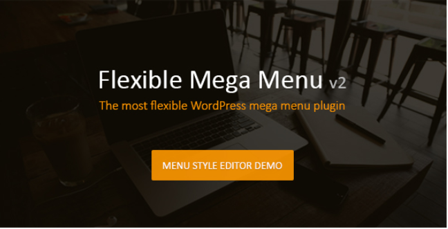 Flexible Mega Menu WordPress Plugin