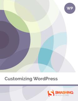 Customizing WordPress eBook