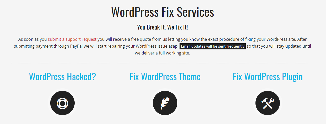 17 Top WordPress Maintenance Services in 2019 9
