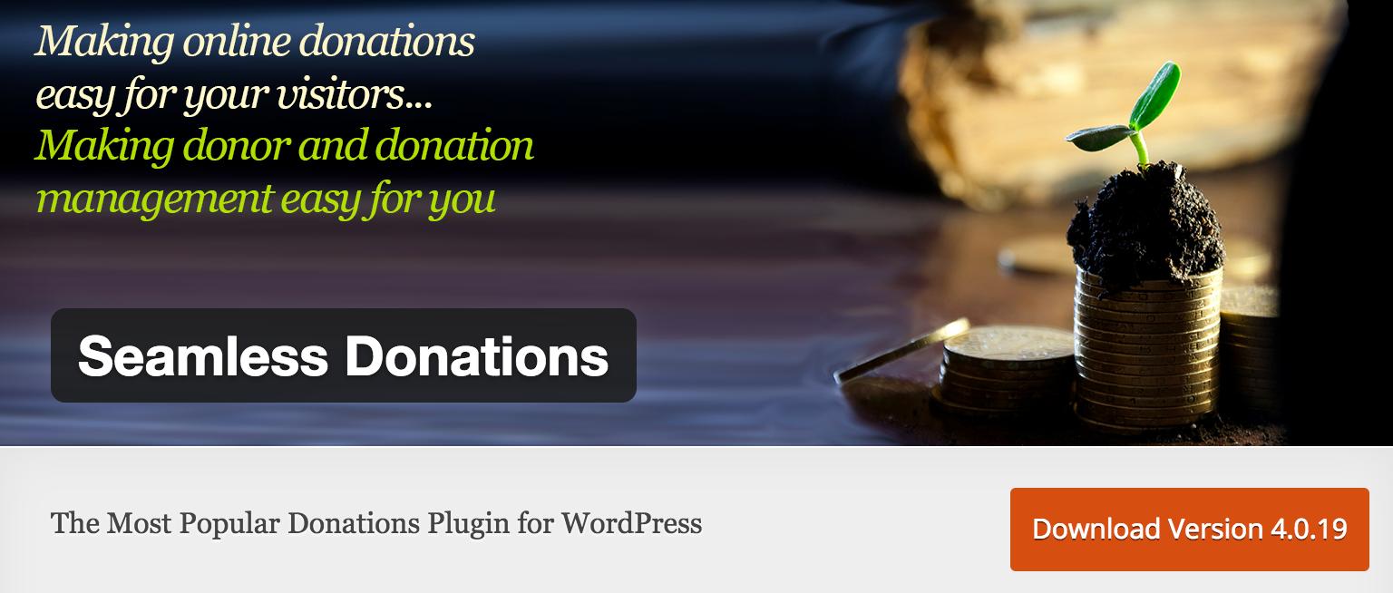 Donations nj