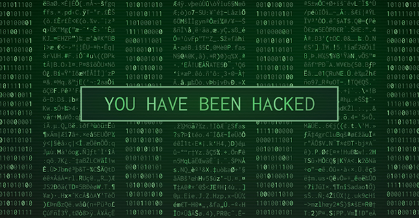 YOU HAVE BEEN HACKED #DARKLORD