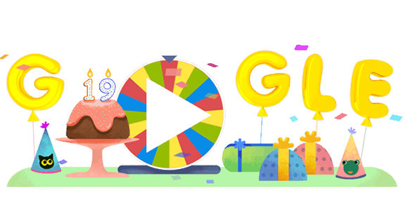 Google Interrupts WordPress With Its 19th Birthday Celebration