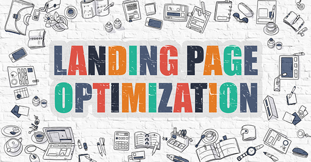 WordPress landing page optimization