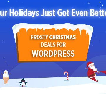Top Christmas And New Year WordPress Deals