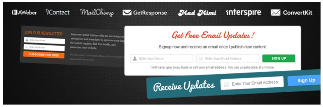 9 Top WordPress Mailing List Building Plugins That You Should Know About in 2019 4