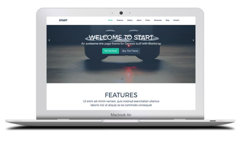 10 Best Genesis Child Themes for Your 2019 WordPress Projects 12