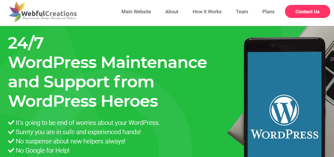 17 Top WordPress Maintenance Services in 2019 8