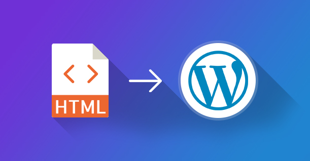 Convert html templates into a powerful wordpress theme for Convert html template to wordpress theme online