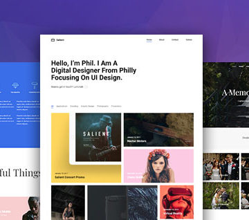 20+ Best WordPress Themes for Artists in 2018
