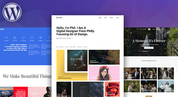 11 Best WordPress Themes for Artists in 2018
