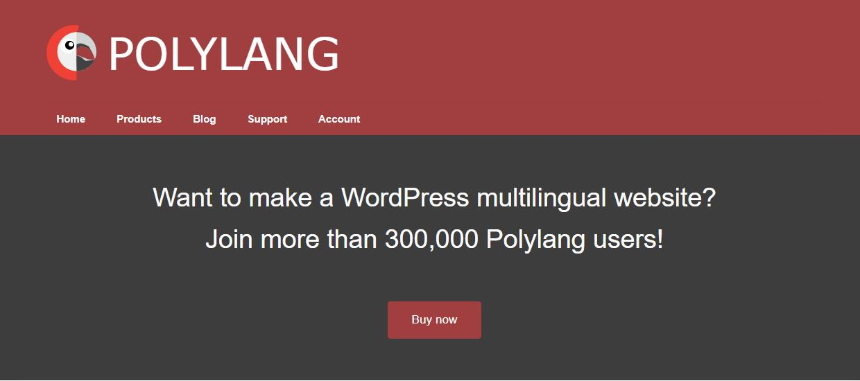 polylang multi language WordPress Plugin