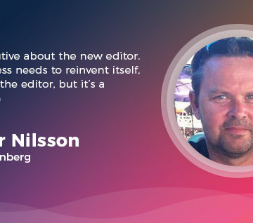Peter Nilsson on WPNewsify, WordPress Security and Gutenberg!