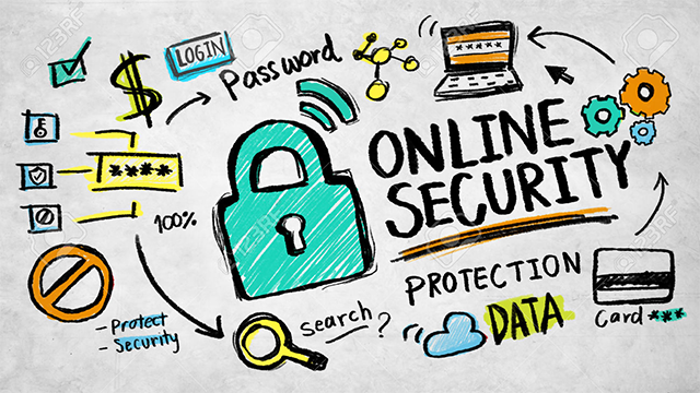 Basic online security tips for WordPress sites