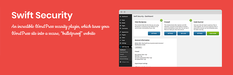 Swift Security Bundle WordPress plugin