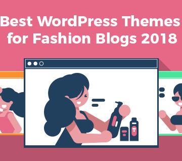 20 Best WordPress Fashion Blog Themes 2018
