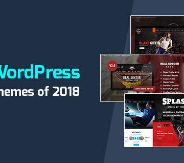 20 Best WordPress Sports Theme for Sports Websites in 2018