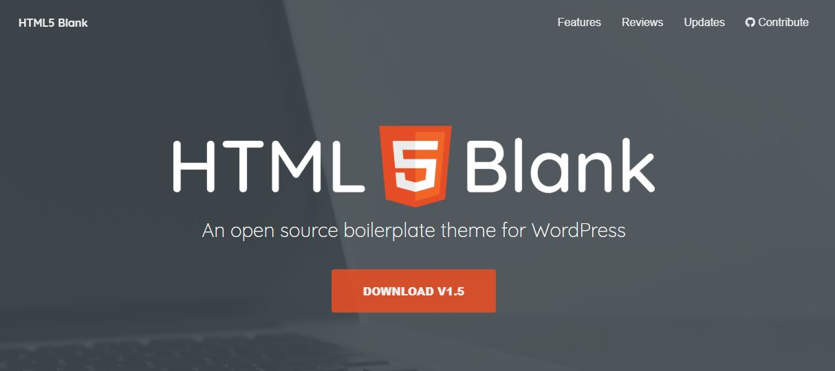 HTML5 Blank blank wordpress starter theme