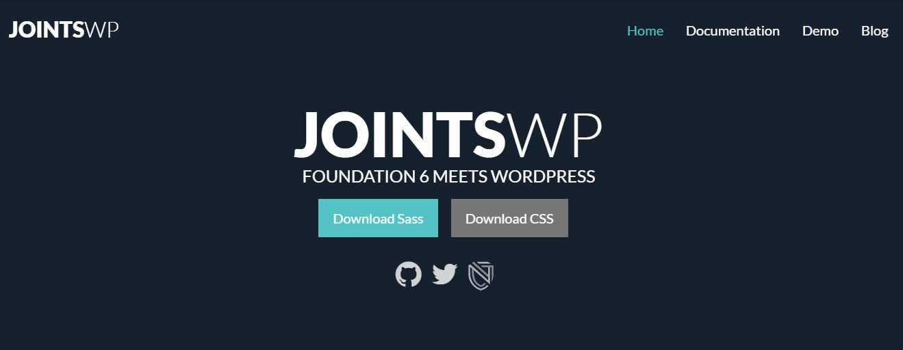 JointsWP wordpress starter theme