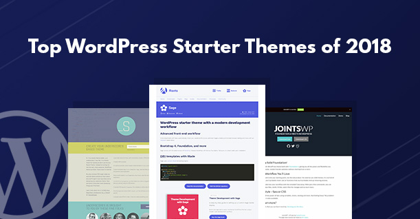 Best WordPress Starter Themes