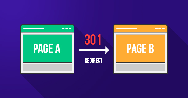 WordPress 301 redirects