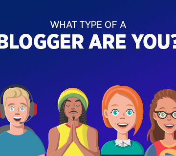 Types of Bloggers Illustrated by Animals! Which One Are You?