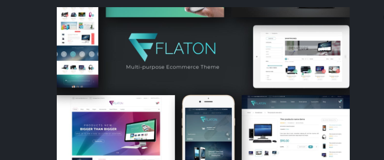 FlatOn Woocommerce WordPress Theme