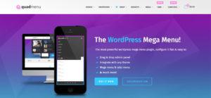 quadmenu wordpress mega menu plugin