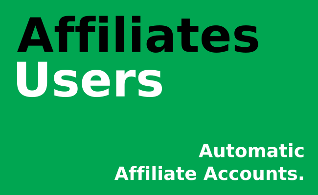 affiliates plugin for WordPress