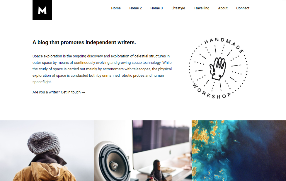 Top 34 WordPress Gutenberg Themes Of 2019 26