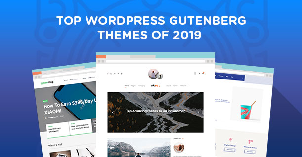 wordpress gutenberg themes