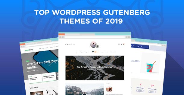 wordpress gutenberg themes