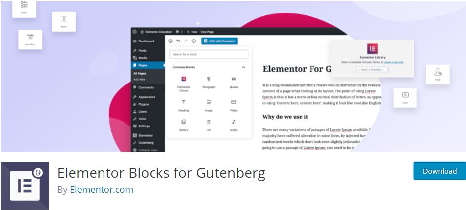 9 Best Gutenberg Block Plugins You Must Download in 2019 7