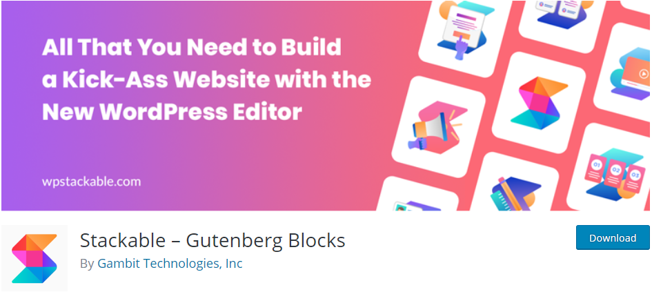 9 Best Gutenberg Block Plugins You Must Download in 2019 3