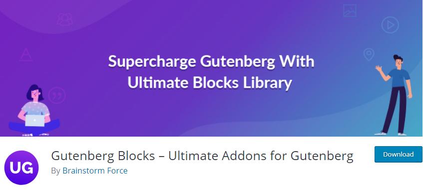 9 Best Gutenberg Block Plugins You Must Download in 2019 2