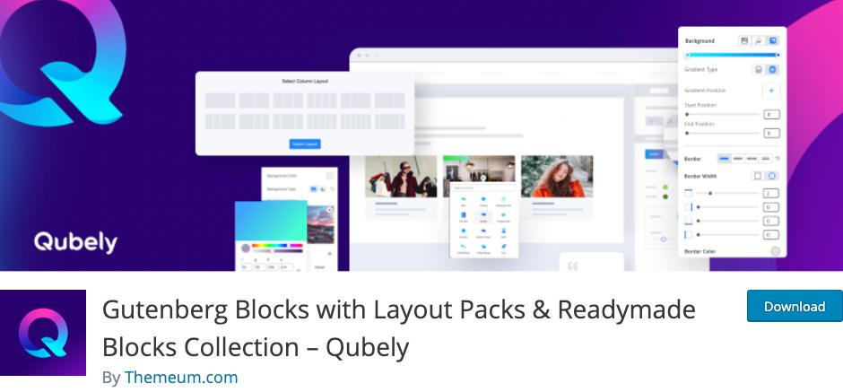 9 Best Gutenberg Block Plugins You Must Download in 2019 1