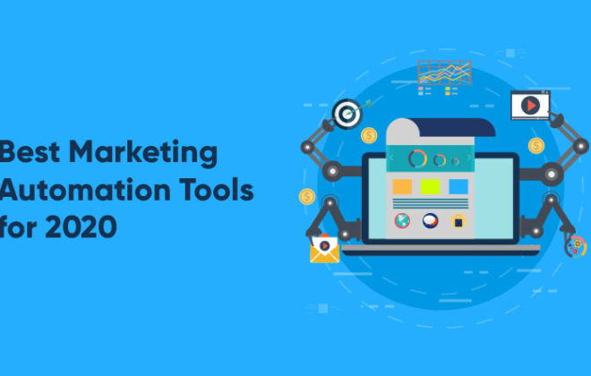 Best Marketing Automation Tools for 2020