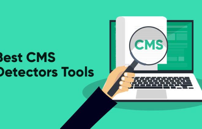 Best CMS Detector Tools