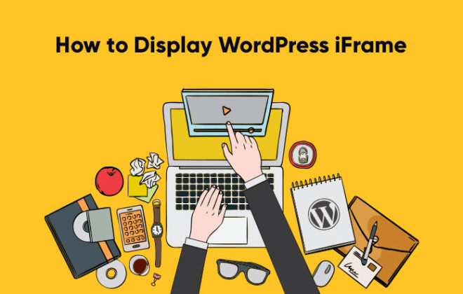 WordPress iFrame