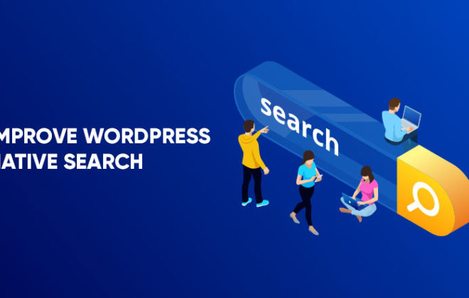 Improving WordPress search